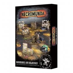 Necromunda Barricades And Objectives