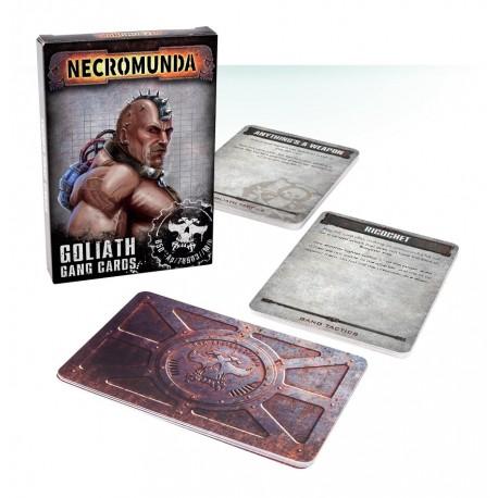 Goliath Gang Cards (Castellano)