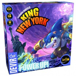 King of New York Power Up! (Spanish)