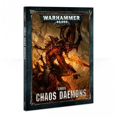 Codex: Chaos Daemons (Spanish)