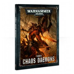 Codex: Chaos Daemons (English)
