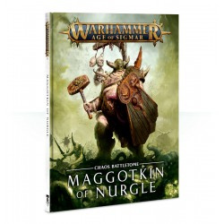 Battletome: Maggotkin of Nurgle (Spanish)