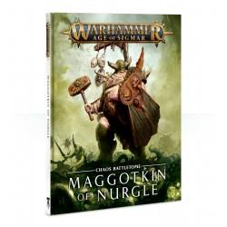 Battletome: Maggotkin of Nurgle (Inglés)