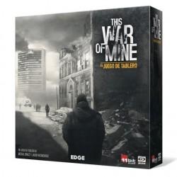 This War of Mine: El Juego de Tablero (Spanish)