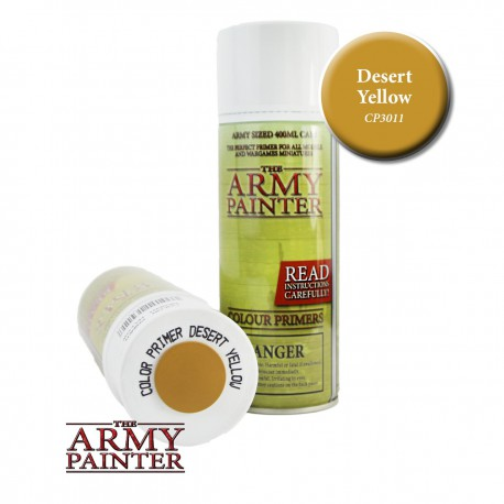 Colour Primer - Desert Yellow
