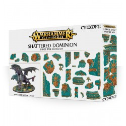Shattered Dominion - Large Base Detail