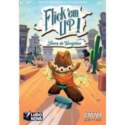 Flick em Up! Tierra de Forajidos (Spanish)