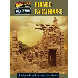 Ruined Farmhouse (Reformatted 2017)