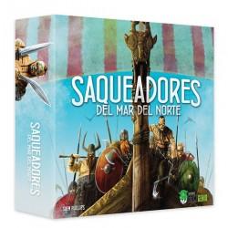 Saqueadores del Mar del Norte + Promos (Spanish)