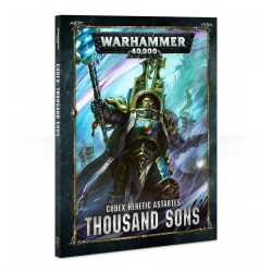 Codex: Thousand Sons (Inglés)