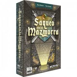 Saqueo en la Mazmorra (Spanish)