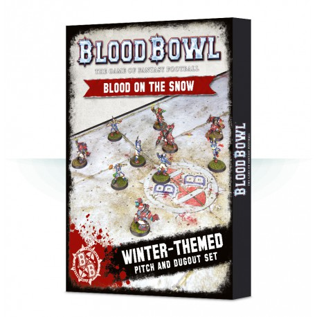 Blood Bowl: Campo Blood on the Snow