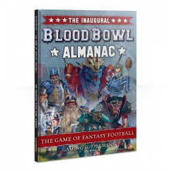 The Inaugural Blood Bowl Almanac (Inglés)