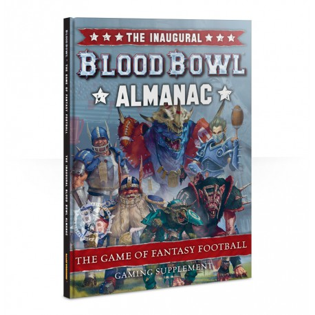 The Inaugural Blood Bowl Almanac (Inglés)