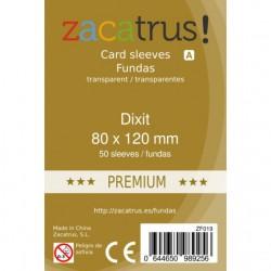 Fundas Dixit Premium - 80x120mm (50)