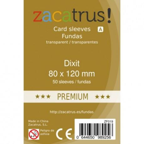 Sleeves: Dixit Premium - 80x120mm (50)