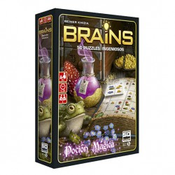 Brains: Poción Mágica (Spanish)