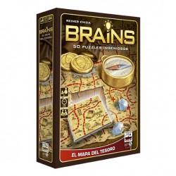Brains: Mapa del Tesoro (Spanish)