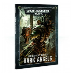 Codex: Dark Angels (Spanish)