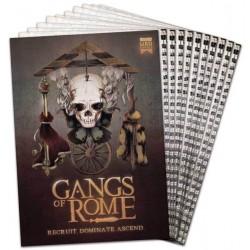 Gangs of Rome Rulebook (Inglés)