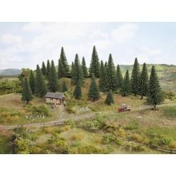 Model Fir Trees (25)
