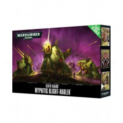 Easy to Build Death Guard Myphitic Blight-Hauler (1)