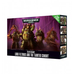 Easy to Build Lord Felthius & The Tainted Cohort (4)