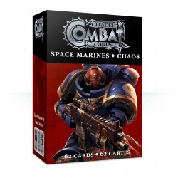 Citadel Combat Cards: Space Marines/Chaos