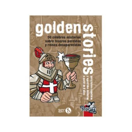 Black Stories: Golden Stories (Spanish)