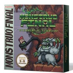 Monstruo Final - Aterrizaje Forzoso (Spanish)