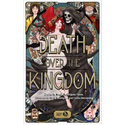Death Over the Kingdom (Castellano)