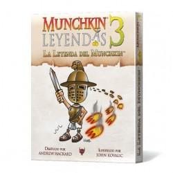 Munchkin Leyendas 3: La Leyenda del Munchkin (Spanish)