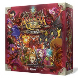 Arcadia Quest Infierno (Spanish)