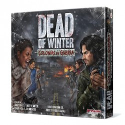 Dead of Winter: Colonias en Guerra (Spanish)