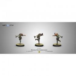 Warcors, War Correspondents (Stun Pistol)