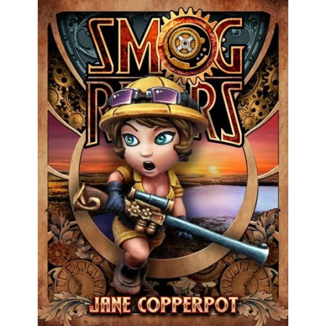 Jane Copperpot
