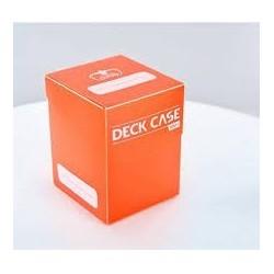 Deck Case 100+ Caja de Cartas Naranja