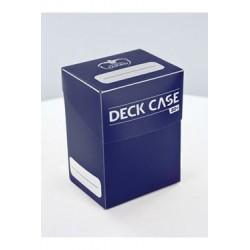 Deck Case 80+ Caja de Cartas Azul Oscuro
