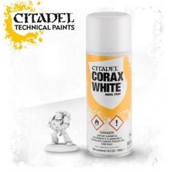 Corax White Spray Imprimación Blanco