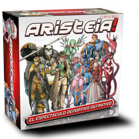 Aristeia! Core Box (Spanish)