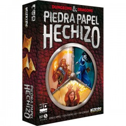 Dungeons & Dragons: Piedra, Papel, Hechizo (Spanish)
