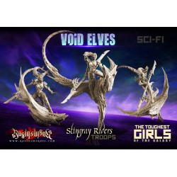 Stingrays - TROOPS (VE - SF)