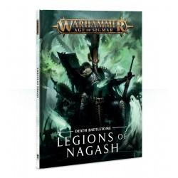 Battletome: Legions of Nagash (Inglés)