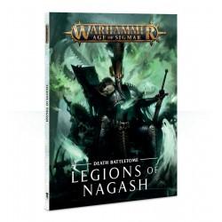Battletome: Legions of Nagash (Spanish)