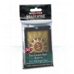 Shadespire - The Chosen Axes Sleeves
