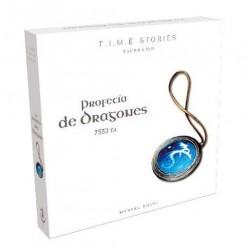 T.i.m.e. Stories: Profecía de Dragones (Spanish)