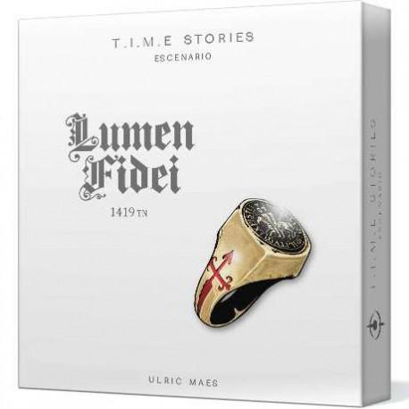T.I.M.E. Stories: Lumen Fidei (Spanish)