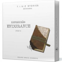 T.I.M.E. Stories: Expedición Endurance (Spanish)