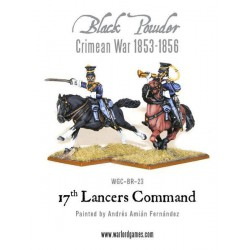 Crimean War: 17th Lancers 1853-1856 Command (3)
