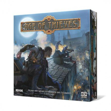 Age of Thieves (Spanish)